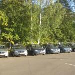 Парк машин