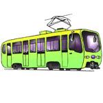Троллейбус категории Tm